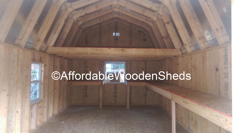 Sizes & Prices | Texas Affordable Sheds